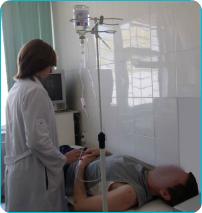 лечение больного употреблявшего тропикамид