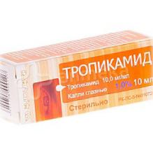 Тропикамид - главзные капли наркотик