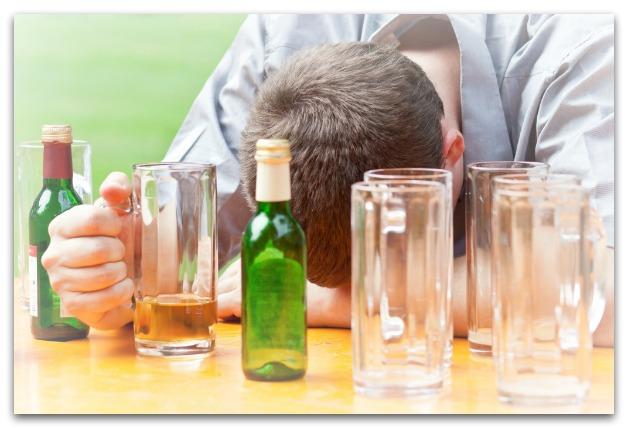Действие пива на подростка