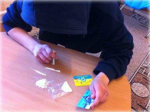 наркотические соли