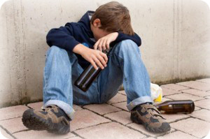 последствия подросткового алкоголизма