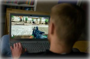 опасность от компьютерных игр
