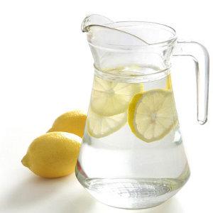 вода с лимоном от похмелья