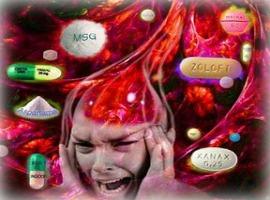 воздействие химических веществ