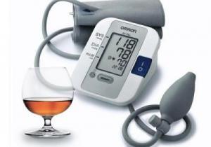Как влияет алкоголь на давление человека