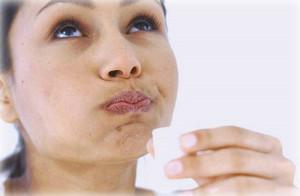 полоскание рта при перегаре