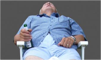 как отрезвить пьяного человека в домашних условиях