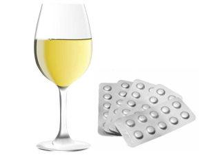 можно ли пить алкоголь с дюфастоном