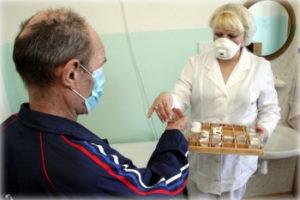 лечение туберкулеза легких