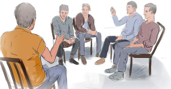 собрания анонимных алкоголиков