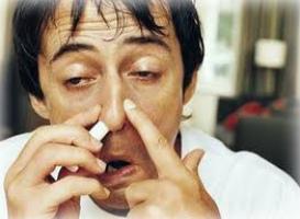 Зависимость от капель в нос - лечение