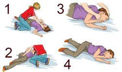 Оказание первой помощи при судорогах