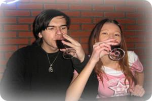 женский и мужской алкоголизм - сходства