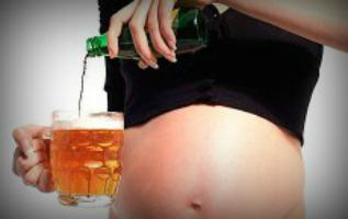 если хочется пиво во время беременности
