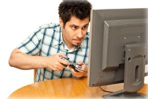 влияние компьютерных игр на человека