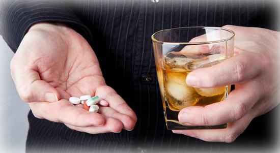 Преднизолон и алкоголь - совместимость