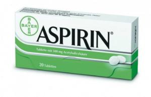 аспирин - средство от похмелья