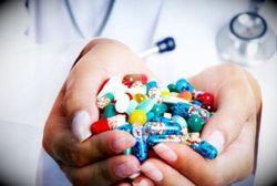 Развитие зависимости от лекарств